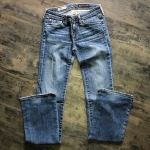 AG The Angel boot cut jeans 24